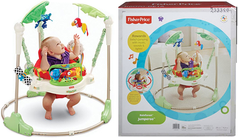 Fisher-price Rainforest Jumperoo Buy Now Baby