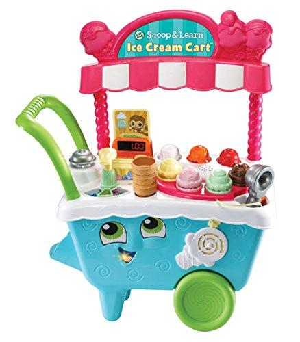 Scoop Learn Ice Cream Cart Toy For Kids By Leapfrog Online