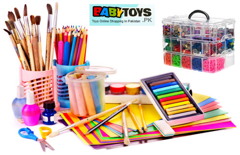 Best Arts Crafts Accessories For Kids In Pakistan Baby Toys