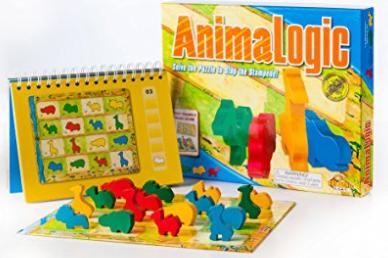 Animalogic Puzzles